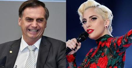 Left or right bolsonaro disputa com lady gaga 829200