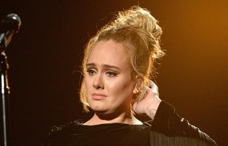 Left or right 170213 adele sad grammys